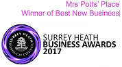 Mrs Potts' Place Paint your own pottery Camberley Best new business