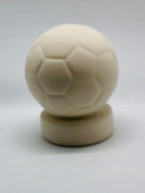 Football Ornament 8.2cm H x 6.3cm W