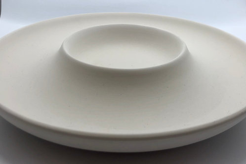 Chip and Dip Plate 19.7cm