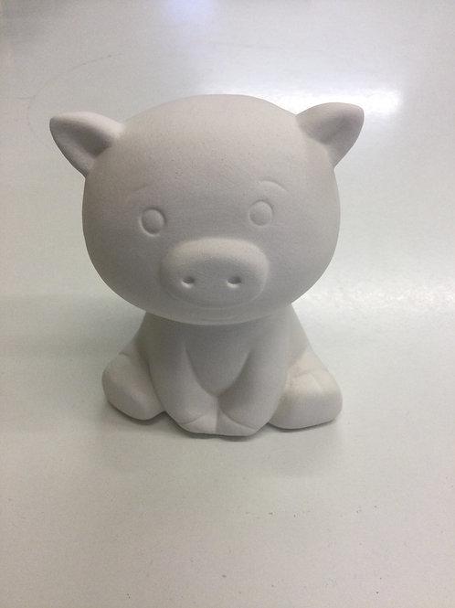 Igpay the pig 10cm x 8 x 6