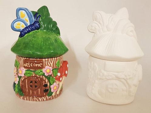 Fairy House Pot 12cm H