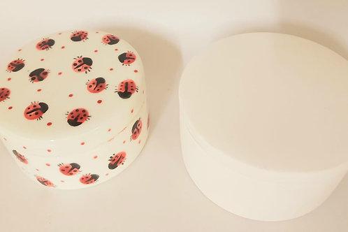 Round Large Pot 11.4 x 6.3cm