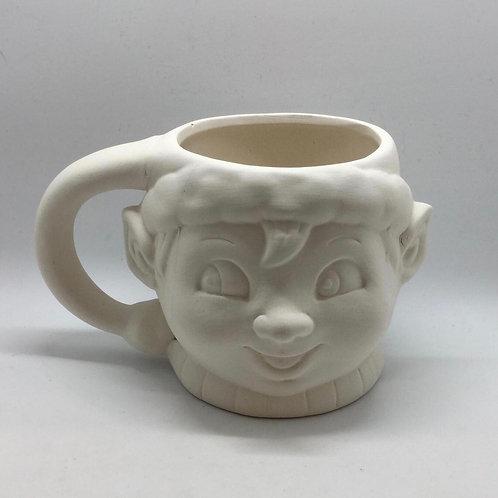 Elf Mug 16.5 x 12 x 9.5cm