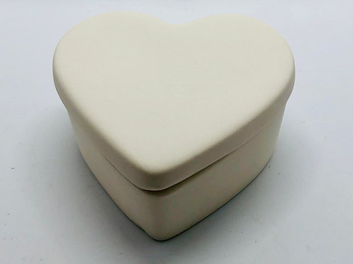 Heart Pot small 8.2cm W x 4.4cm H