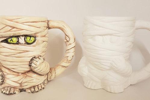 Mug Mummy 11cm H