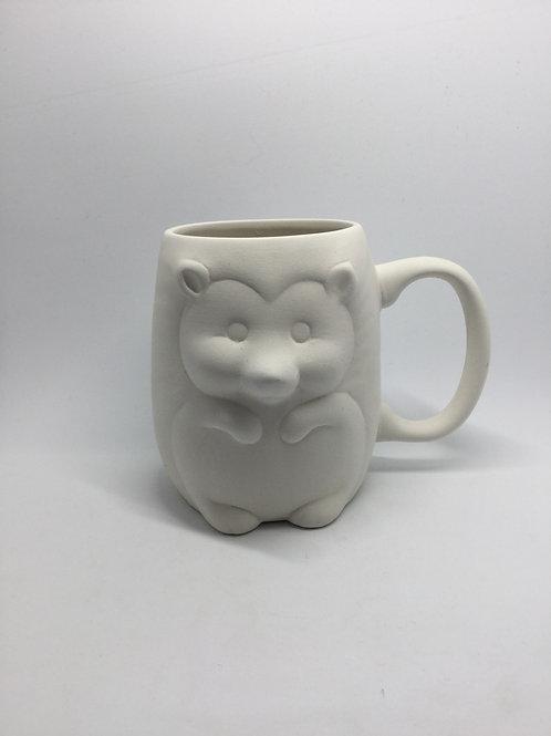Mug Hedgehog 11cm H
