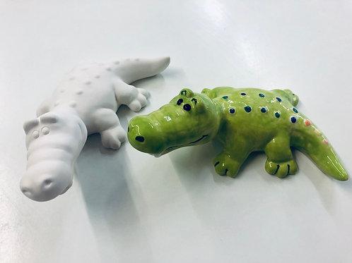 Crocodile 16 x 10cm