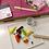 Thumbnail: Glass Fused Coasters 'Make At Home' Kit Tutti Fruitti