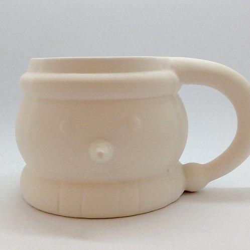 Snowman Soup Mug 11 x 10cm