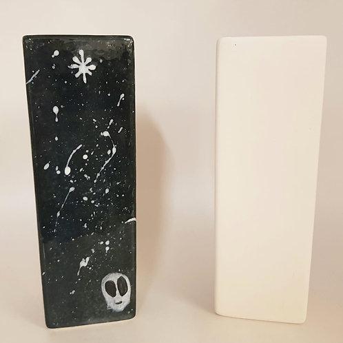 Vase Square 15.2 x 5.1cm
