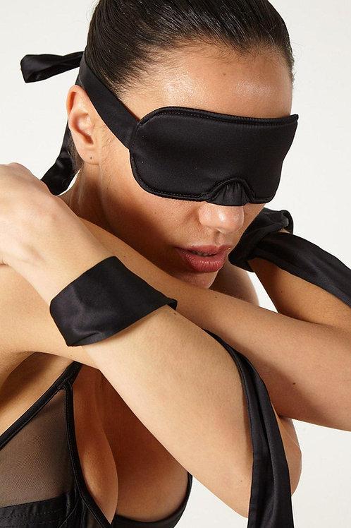 ATELIER AMOUR kit masca ochi-accesoriu maini Soft Insomnia