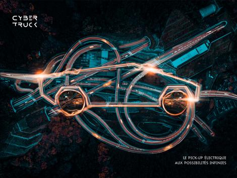 Tesla - CyberTruck