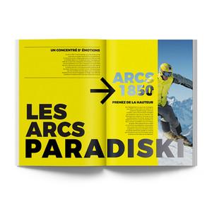 Magazine Les Arcs