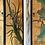 Thumbnail: 2 mid century chinoiserie cabinets.