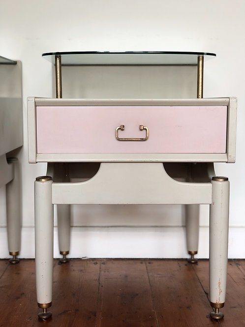 G Plan Librenza bedside tables.