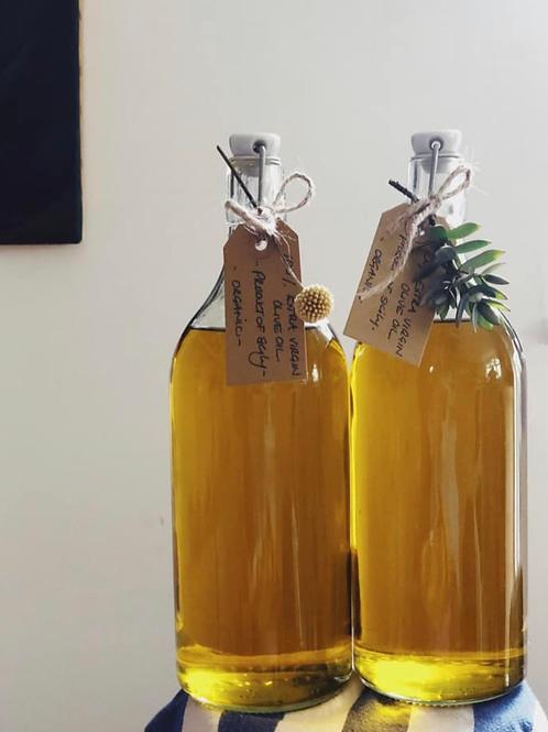 100% Sicilian Olive Oil