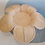 Thumbnail: Bamboo dining table c.1970