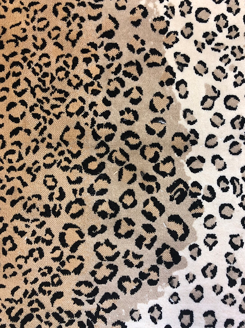 Leopard Print rug 340 x 200