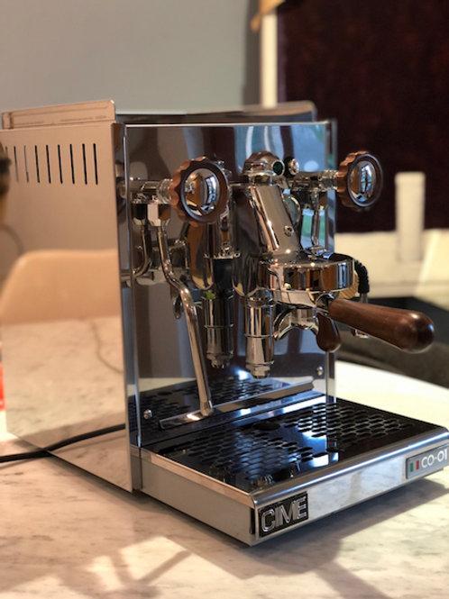 CO01 Customised Coffee Machine