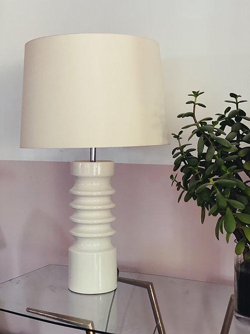 Ceramic lamp C.1970