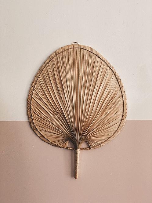 Medium sized paper fan