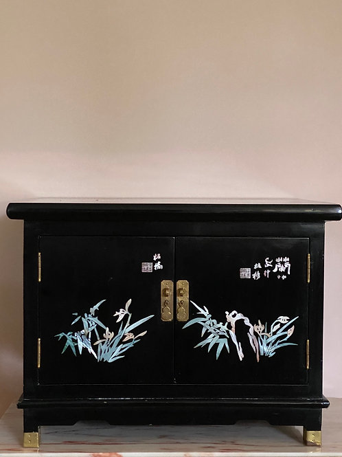 1970s Asian side cabinets x 2