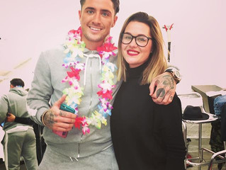 My afternoon with Stephen Bear