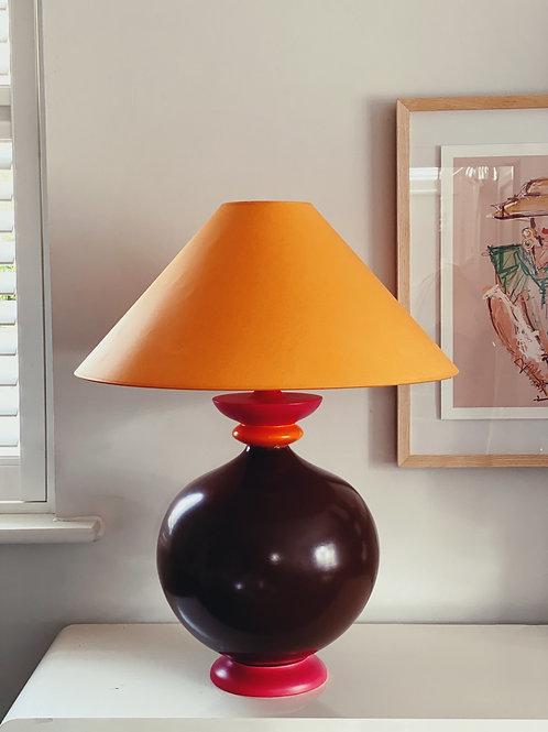 Vincent Cadeaux modernist lamp c.1980