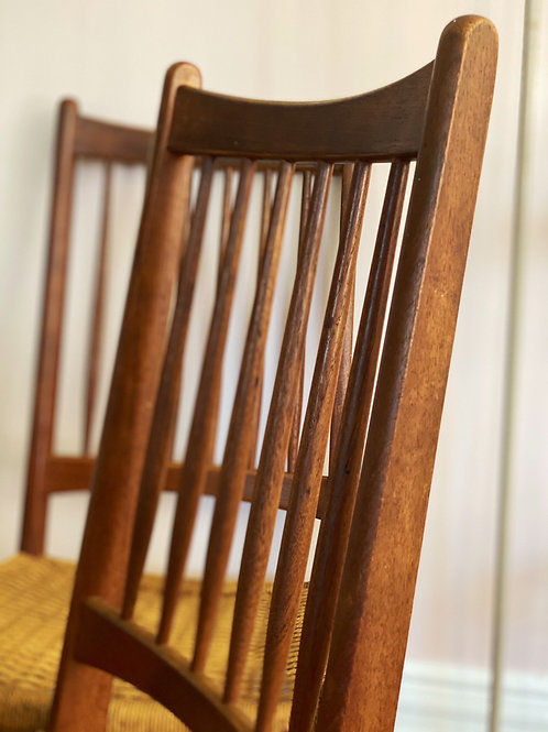 Mogens kold dining chairs x 5