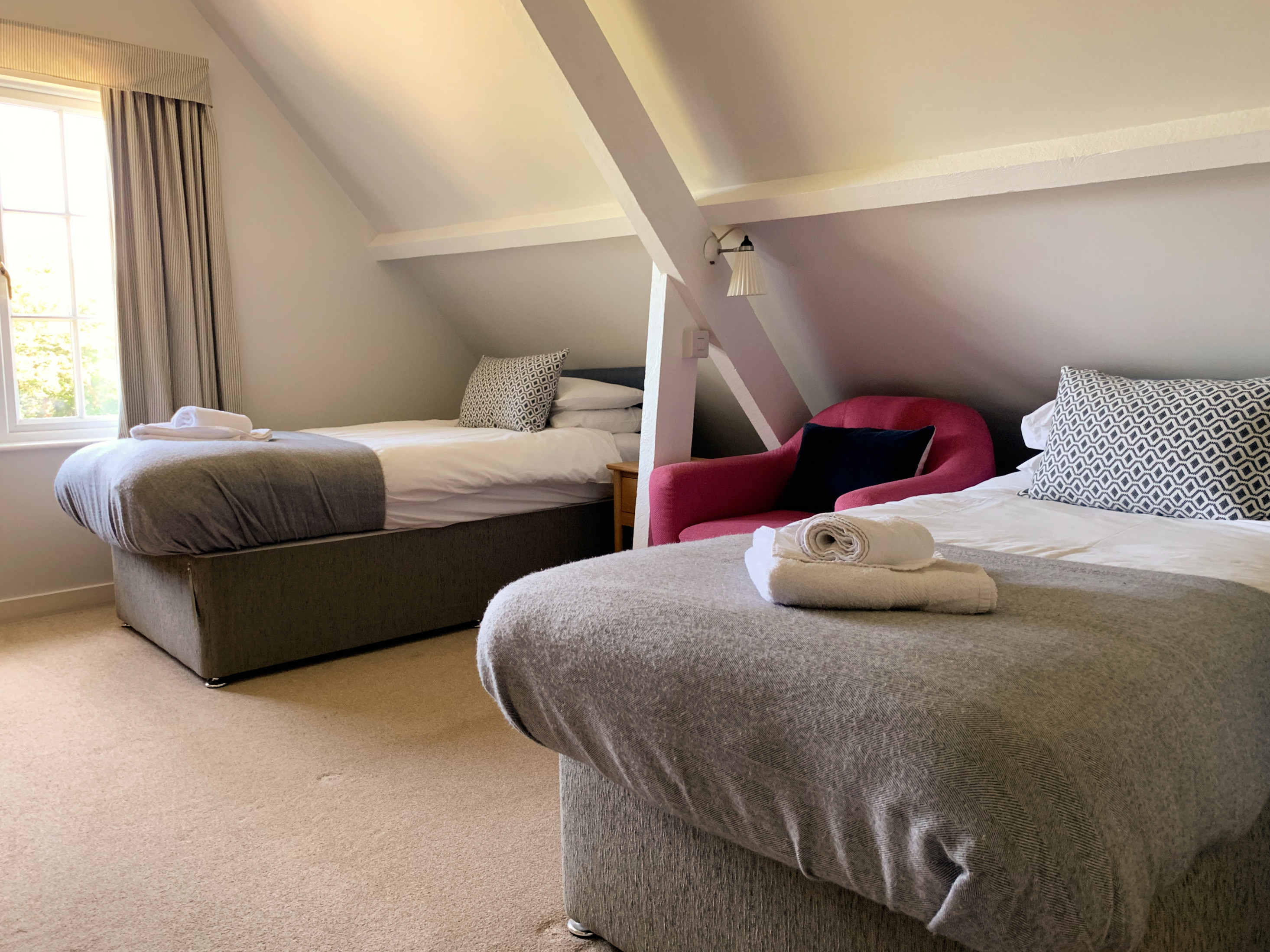 May 1-6 | Shared Twin Room Deposit