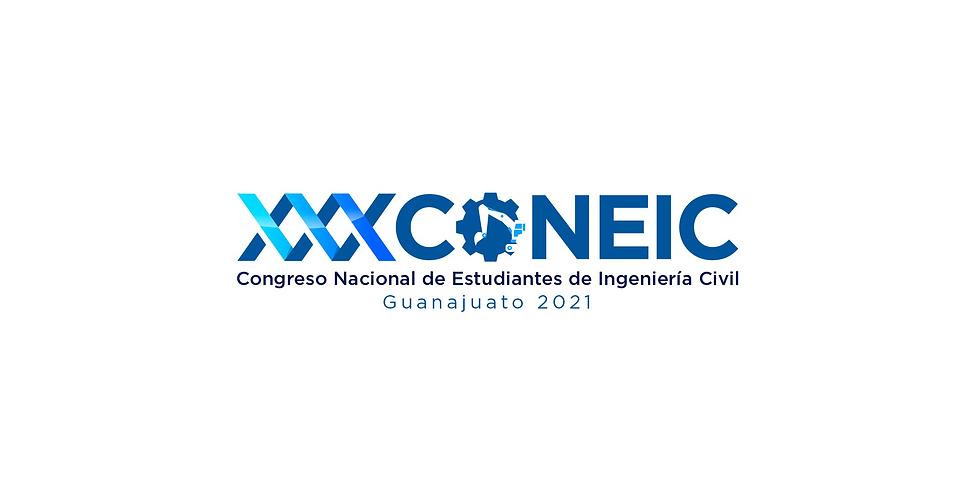 XXX CONEIC - Congreso Nacional de Estudiantes de Ingeniería Civil- Guanajuato 2021
