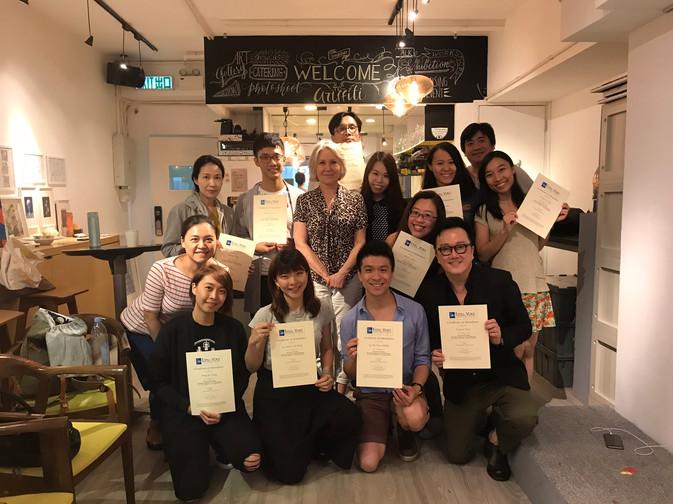 Advanced workshop 2018