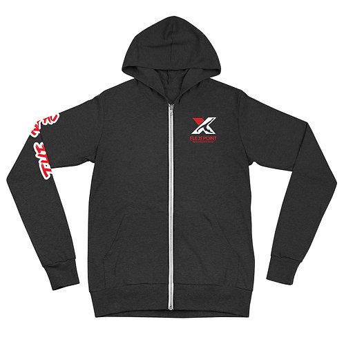 Unisex zip hoodie-Nationals 2021