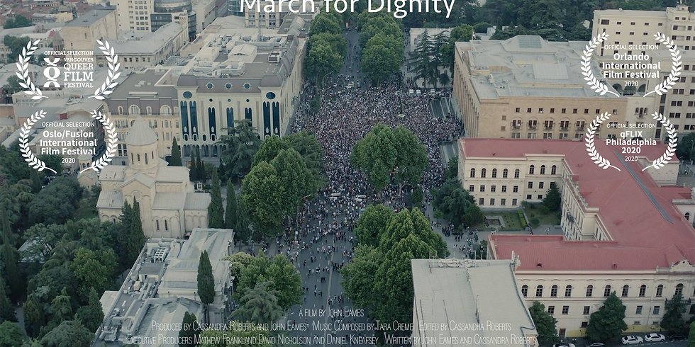 March for Dignity - film screening