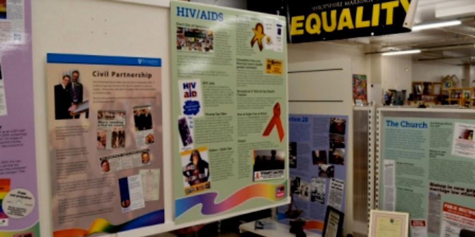 Exhibition : LGBT History Boards