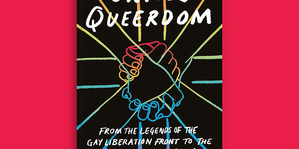 United Queerdom - Zoom Live with Q & A