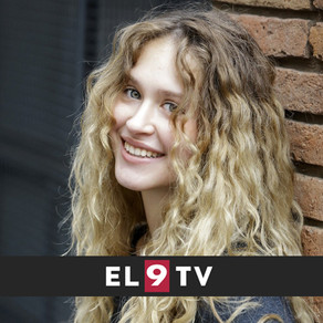 Ju Roca, en El 9TV.