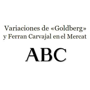 ABC y Ferran Carvajal
