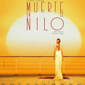 """MIRIAM MARCET en """"Muerte en el Nilo"""". Teatro Borrás"""