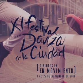 """Thorus Arts en el """"Festival Danza en la Ciudad"""" en Bogotá"""