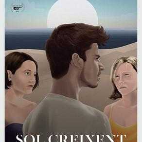 """Jordi Martí, en """"Sol Creixent"""" de Guillem Manzanares."""
