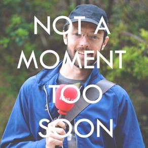"""Ferran Carvajal presenta """"Not a moment too soon"""" en iCat"""