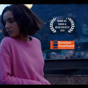 """Modelo Torbellino"" gana premio en Barcelona VisualSound"