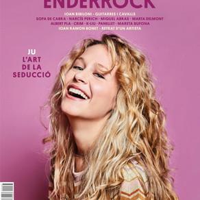 JU ROCA es portada en la revista ENDERROCK