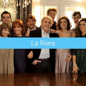 "Clàudia Costas en la serie ""La Riera""."