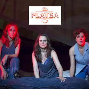 """Crítica """"Troyanas"""" en PLATEA"""