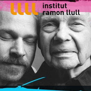 "Institut Ramon Llull habla de ""Not a moment too soon"""