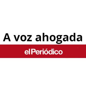 """Jordi Marti. """"A voz ahogada"""". elPeriódico."""