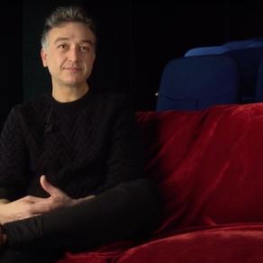 'Coses a dir', entrevista a Sergio Caballero. ACADEMIA VALENCIANA DEL AUDIOVISUAL