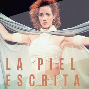 "Miriam Marcet ""La piel escrita"". Teatromadrid"